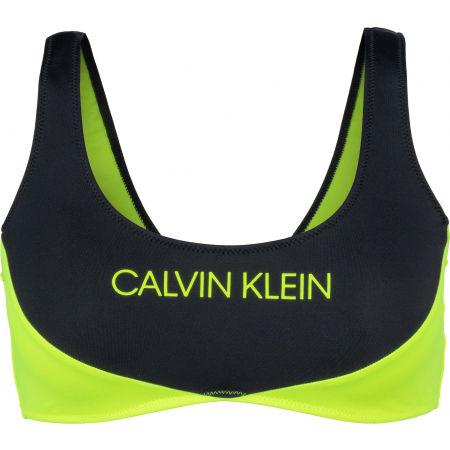 Dámsky vrchný diel plaviek - Calvin Klein BRALETTE - 1