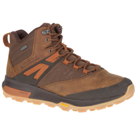 Merrell ZION MID WP - Men's outdoor shoes