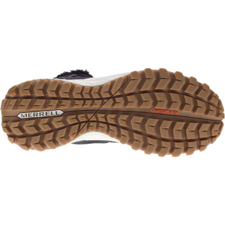 Women's winter shoes - Merrell BRAVADA KNIT PLR WP - 2