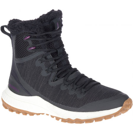 Women's winter shoes - Merrell BRAVADA KNIT PLR WP - 1