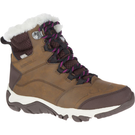 Merrell THERMO FRACTAL MID WP - Дамски  зимни обувки