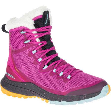 Merrell BRAVADA KNIT PLR WP - Dámska zimná obuv