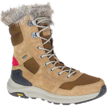 Merrell ONTARIO TALL PLR WP - Dámska zimná obuv