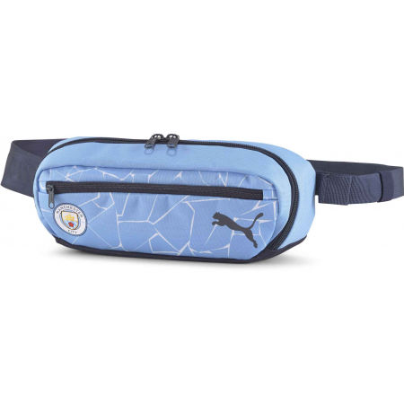 Puma MANCHESTER CITY FC WAIST BAG - Чантичка за кръст