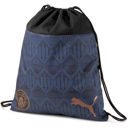 Puma MANCHESTER CITY FC GYM SACK - Turnbeutel