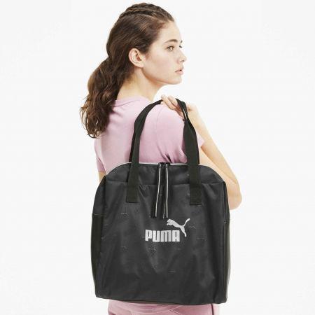 Geantă damă - Puma CORE UP LARGE SHOPPER - 4
