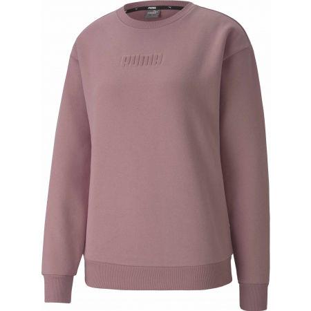 Puma MODERN BASICS CREW FL - Women's sweatshirt