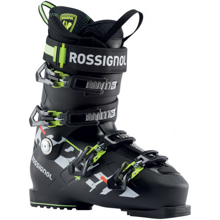 Rossignol SPEED 100 BLACK - Men's ski boots