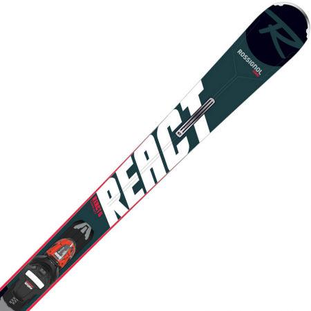 Pánské sjezdové lyže - Rossignol REACT 6 COMPACT+XPRESS 11 GW - 2