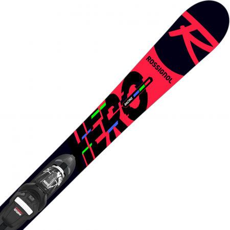 Juniorské sjezdové lyže - Rossignol HERO JR MULTI-EVENT+XPRESS 7 GW - 2