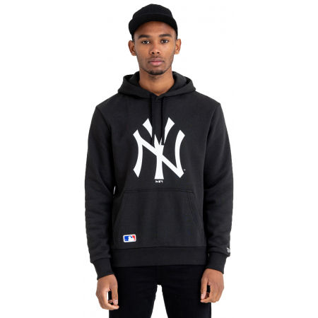 Pánska mikina - New Era MLB TEAM LOGO HOODY NEW YORK YANKEES - 1