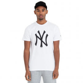 New Era MLB TEAM LOGO TEE NEW YORK YANKEES - Pánske tričko