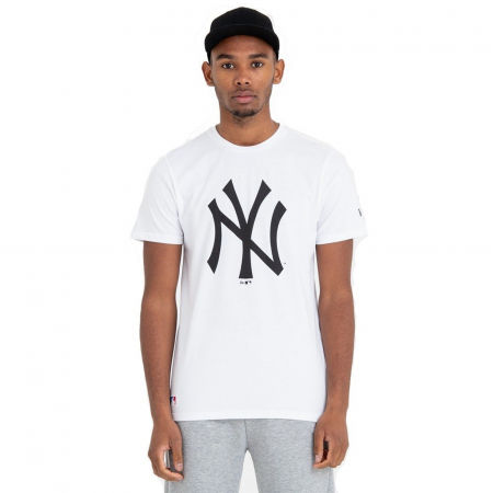 New Era MLB TEAM LOGO TEE NEW YORK YANKEES - Férfi póló
