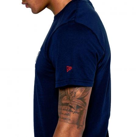 Pánské tričko - New Era NFL TEAM LOGO TEE NEW ENGLAND PATRIOTS - 5