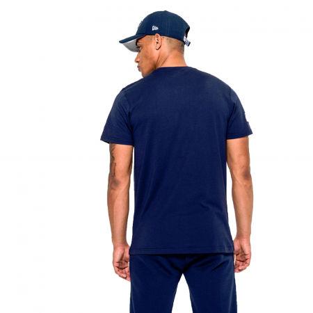Pánské tričko - New Era NFL TEAM LOGO TEE NEW ENGLAND PATRIOTS - 2