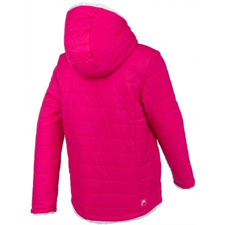 Obojstranná dievčenská bunda - Head MILY - 3