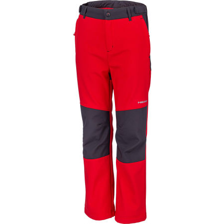 Head NAXOS - Pantaloni softshell copii