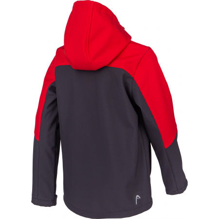 Detská softshellová bunda - Head BORNEO - 3