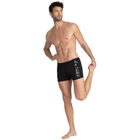 Men's swim shorts with a front lining - Arena EVERYDAY SHORT - 7