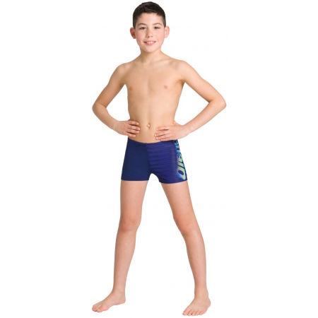 Момчешки  бански - Arena STRETCH JR SHORT - 7