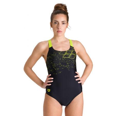 Дамски цял бански костюм - Arena LIGHTNING SWIM PRO BACK ONE PIECE - 6