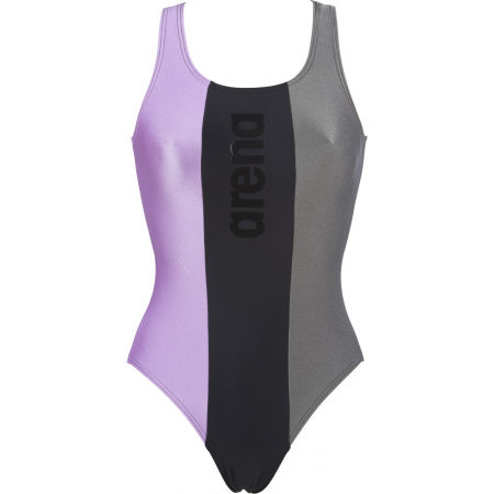 Women's one-piece swimsuit - Arena JUST 0 BACK ONE PIECE - 2