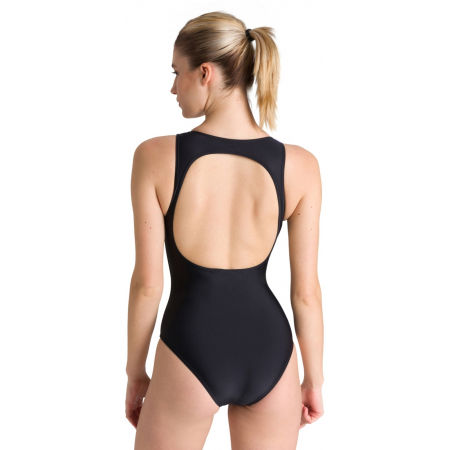 Women's one-piece swimsuit - Arena JUST 0 BACK ONE PIECE - 7