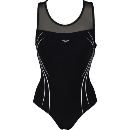 Women's one-piece swimsuit - Arena JULIE CROSS BACK ONE PIECE - 2
