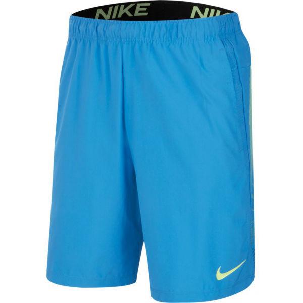 Nike FLEX SHORT LV 2.0 M modrá L - Pánské tréninkové kraťasy