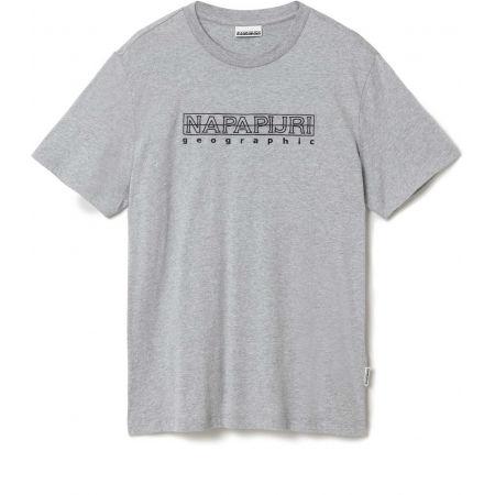 Мъжка тениска - Napapijri SEBEL SS