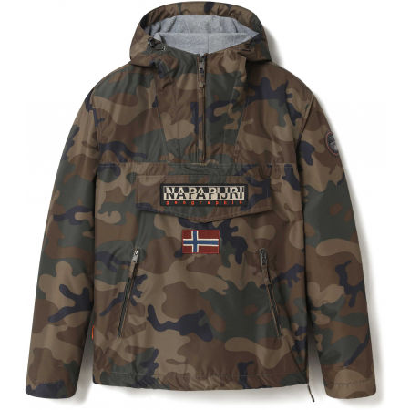 Napapijri RAINFOREST PKT PRT 1 FANTASY - Herrenjacke