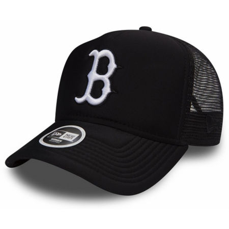 New Era 9FORTY ESSENTIAL BOSTON RED SOX - Women's club trucker hat