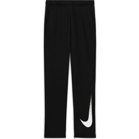 Nike DRY FLC PANT GFX2 B - Chlapčenské nohavice