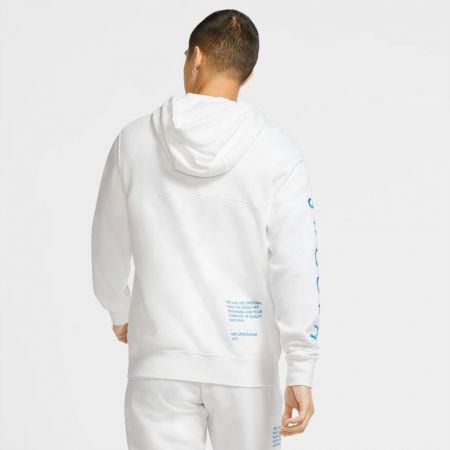 Men's hoodie - Nike NSW SWOOSH HOODIE FZ SBB M - 2