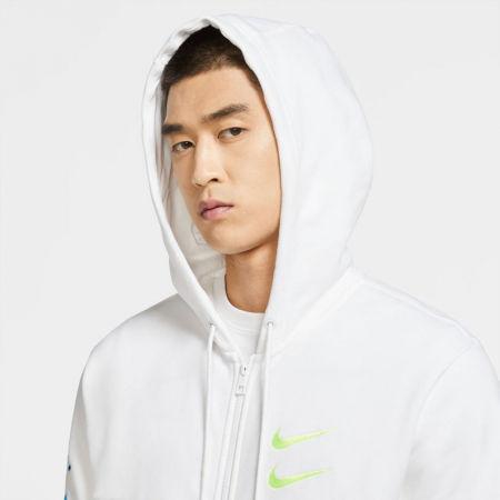 Men's hoodie - Nike NSW SWOOSH HOODIE FZ SBB M - 3