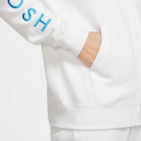 Men's hoodie - Nike NSW SWOOSH HOODIE FZ SBB M - 5