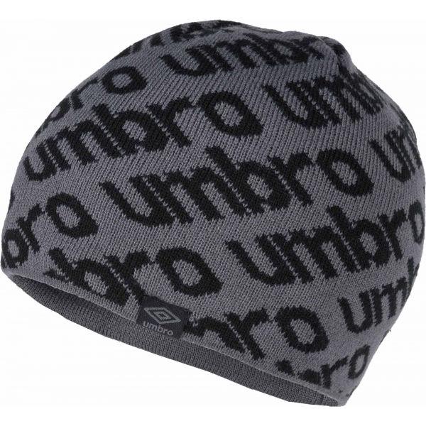 Umbro PATON  UNI - Chlapčenská pletená čiapka