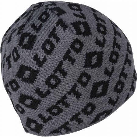 Chlapecká pletená čepice - Lotto PETT - 2