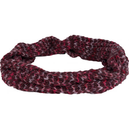 Women's knitted scarf - Willard JENY - 2