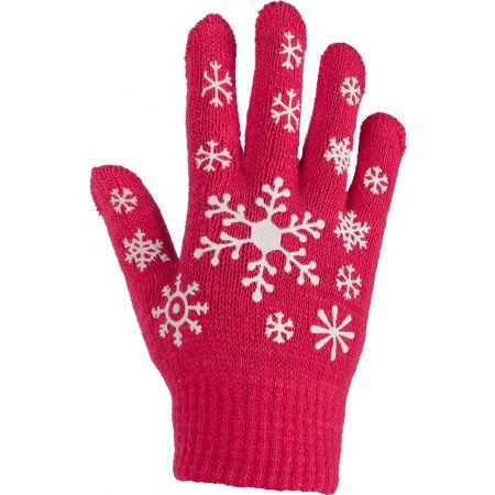 Lewro ARIADNA - Detské pletené rukavice