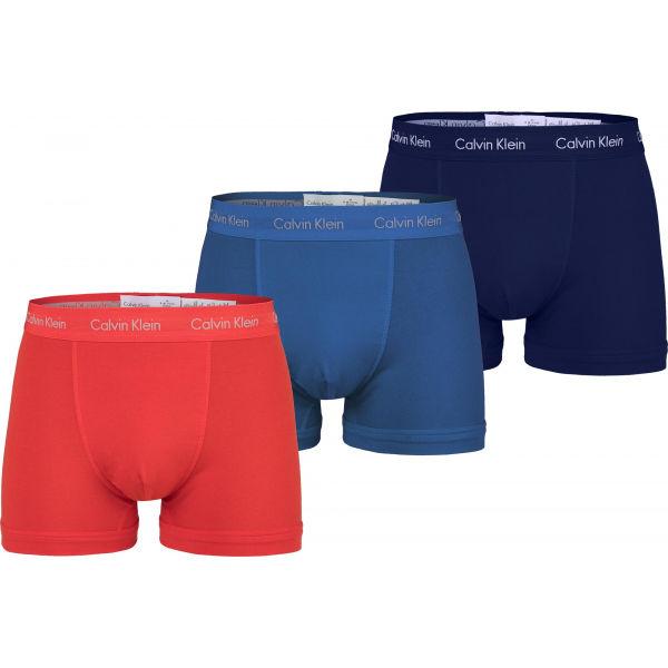 Calvin Klein 3P TRUNK  L - Pánské boxerky