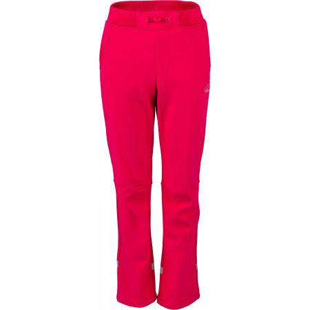 Dievčenské softshellové nohavice - Lewro CARNOLO - 2