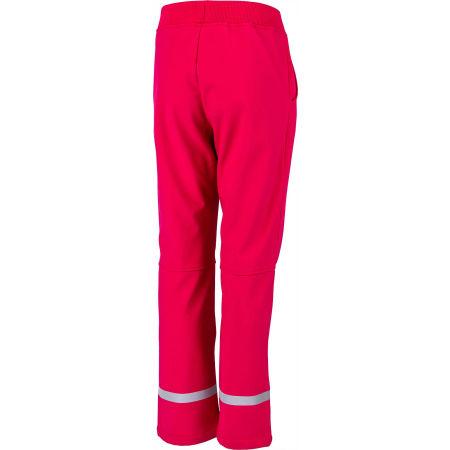 Dievčenské softshellové nohavice - Lewro CARNOLO - 3