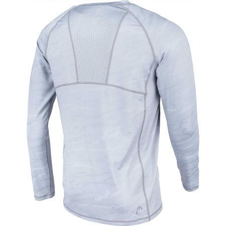 Pánské triko s dlouhým rukávem - Head TARO - 3