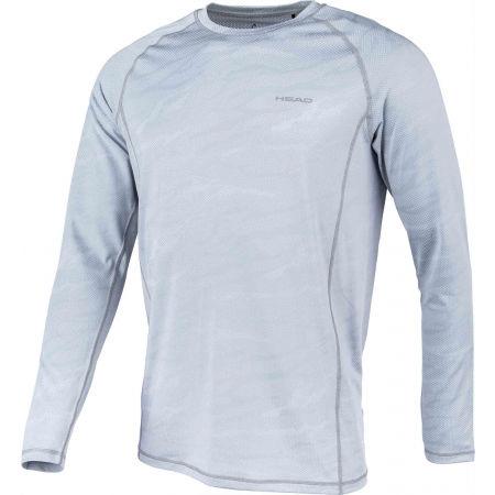 Pánské triko s dlouhým rukávem - Head TARO - 2