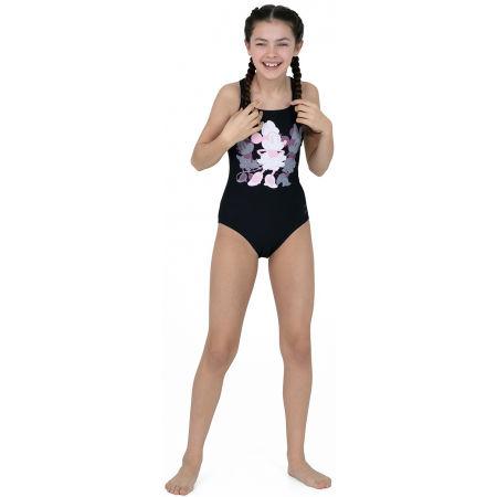 Dívčí jednodílné plavky - Speedo MINNIE MOUSE PLACEMENT MEDALIST - 2