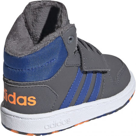 Детски кецове - adidas HOOPS MID 2.0 I - 7