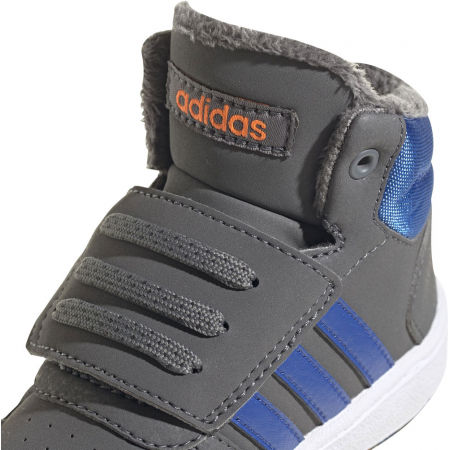 Детски кецове - adidas HOOPS MID 2.0 I - 6