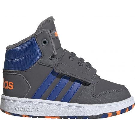 Детски кецове - adidas HOOPS MID 2.0 I - 2