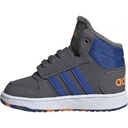 Детски кецове - adidas HOOPS MID 2.0 I - 3